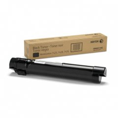 Xerox 006R01395 (6R1395) Black OEM Laser Toner Cartridge