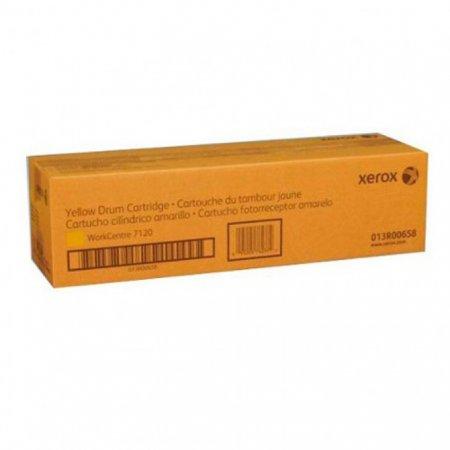 Xerox 013R00658 (13R658) Yellow OEM Laser Drum Cartridge