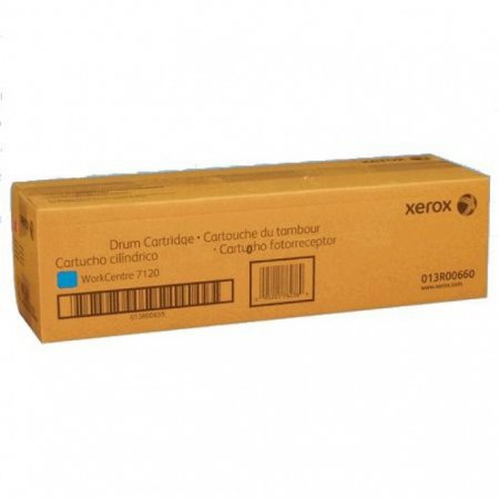 Xerox 013R00660 (13R660) Cyan OEM Laser Drum Cartridge