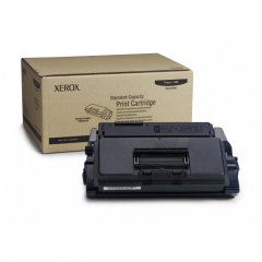 Xerox 106R01370 (106R1370) Black OEM Laser Toner Cartridge