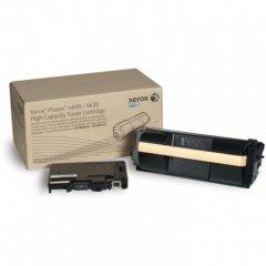 Xerox 106R01533 (106R1533) Black OEM Laser Toner Cartridge