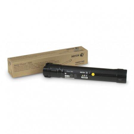 Xerox 106R01569 (106R1569) HY Black OEM Toner Cartridge