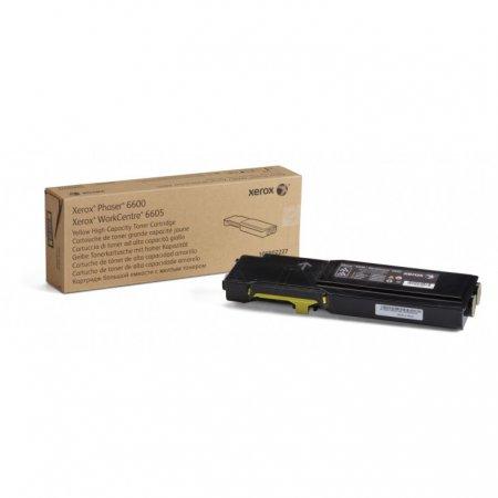 Xerox 106R02227 (106R2227) HY Yellow OEM Toner Cartridge
