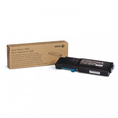 Xerox 106R02241 (106R2241) Cyan OEM Laser Toner Cartridge