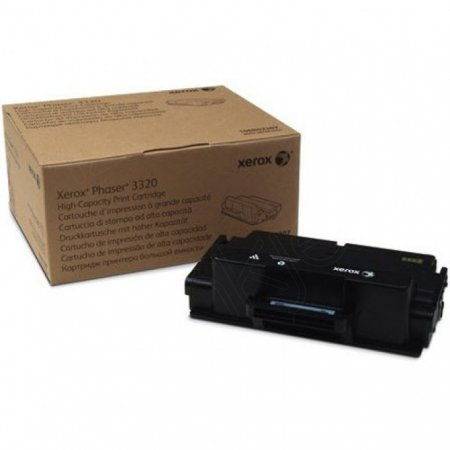 Xerox 106R02307 (106R2307) High Capacity Black OEM Toner Cartridge
