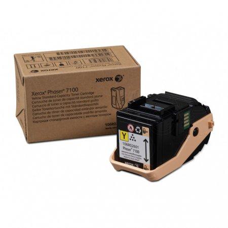 Xerox 106R02601 (106R2601) Yellow OEM Laser Toner Cartridge