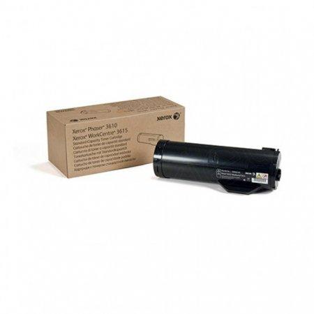 Genuine Xerox 106R02720 Black Laser Print Cartridge