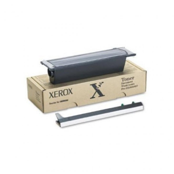 Xerox 106R365 Black OEM Laser Toner Cartridge