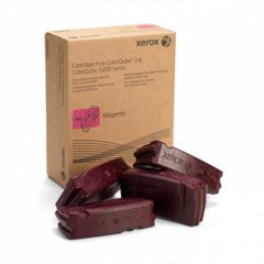 Xerox 108R00830 Magenta OEM Solid Ink ColorStix 4-Pack