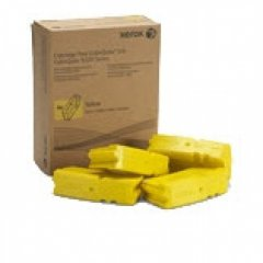Xerox 108R00831 Yellow OEM Solid Ink ColorStix 4-Pack