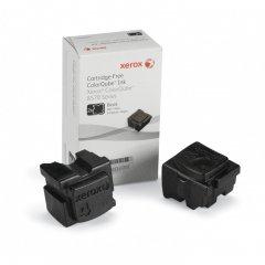 Xerox 108R00929 (108R929) Black OEM Solid Ink ColorStix 2PK