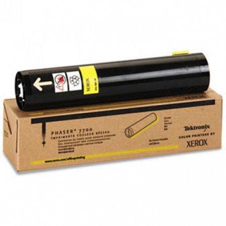 Xerox 16188100 Yellow OEM Laser Toner Cartridge