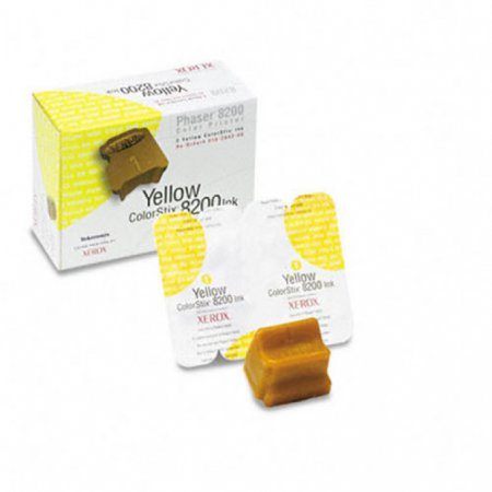Xerox OEM 016204300 Yellow Ink
