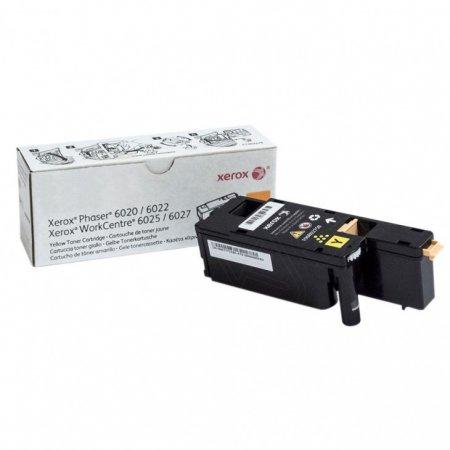 Xerox Original 106R02758 Yellow Toner