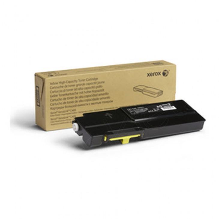OEM Xerox 106R03513 High Yield Yellow Toner